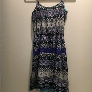 EUC Dallas Boutique Blue Dress